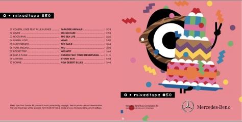 Mercedes Benz Mix Tape