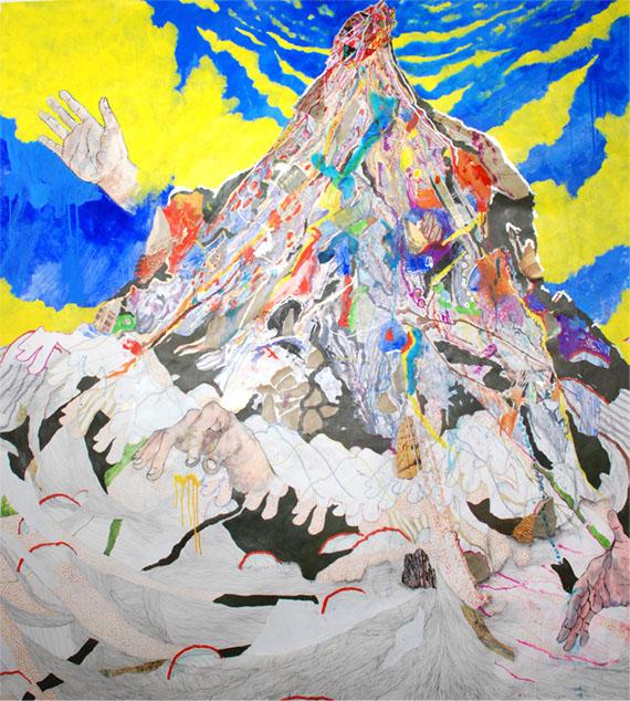 """Come Over My Way"", Album art by J. Pupa copyright vowsmusic.com"
