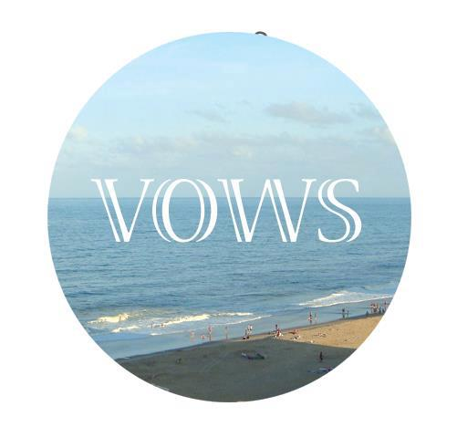 Vows' self titled EP – As dreamy as it gets